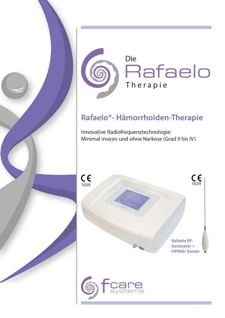 Rafaelo Radiofrequenz Therapie Medicalay